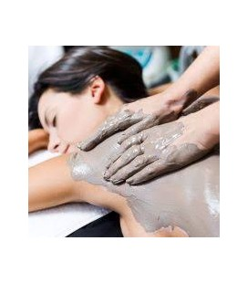 Dead Sea Mineral Mud Body Wrap